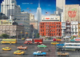 Streets of New York - Dominic Davison
