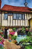 Places - Clock House Tearooms - Coggeshall Essex
