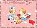 Making Valentine Cards