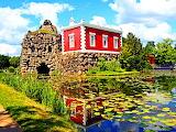 Stone Villa, Germany