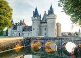 Castle 209 - Sully-sur-Loire, France