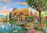 Lakeside Cottage - Adrian Chesterman