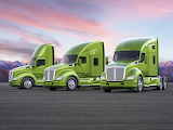 Triplets of the Kenworth Family