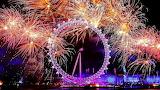 #London Fireworks