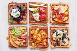 150 Gofres Rainbow Waffles