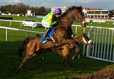 Kauto Star and Ruby Walsh 2006 Betfair Chase
