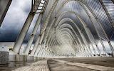 Bridge-modern architecture-Greece