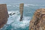 North Gaulton Castle Sea Stack
