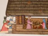 ^ Christmas Nativity Scene