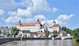 Castello Neuburg Sul Danubio