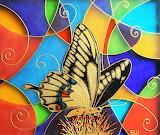 butterfly, Bella Sharkova