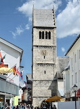 St. Hippolyte's Church in Zell am See