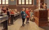 old fashion school