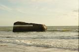 Blockhaus on the beach / Blockhaus sur la plage 02