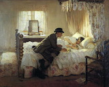 Frederick William Elwell, The First Born, 1913