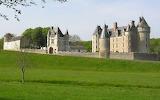 Chateau de Montpoupon - France