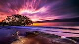Landscape-beautiful-nature-forest-sky-sunset-sunrise-winter-beac