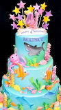 Under the sea cake @ Complete Deelite
