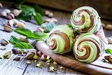 Pistachio Chocolate Ice Cream