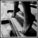 Piano toes