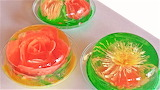#Jello Flowers