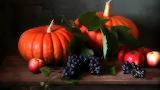 'Still Life in Fall Season'