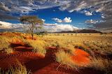 Namibian red dunes
