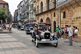 Antique Car Barrio Tour Santiago