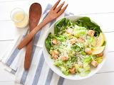 ^ Caesar salad