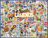 Sports Legends by James Mellett
