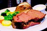 #Prime Rib Dinner