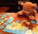 Happy Puzzle Mess