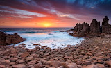 Phillip-Island-Australia-Sunset