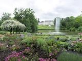 Parc floral de La Source à Orléans (Loiret)