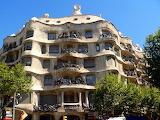 Barcelona--Casa Mila