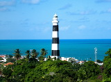 the lighthouse of Olinda - Olinda, Pernambuco, Brazil