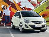 Opel Corsa Satellite Lena Meyer-Landrut