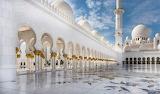 Mosque-Muslim religion-Abu Dhabi