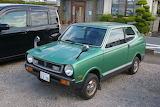 Subaru Rex 1972