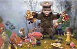 The mushroom pickers, Victor Nizovtsev