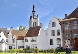 Beguinage of Kortrijk, Belgium