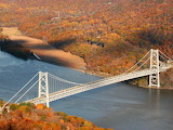 Bear Mountain Bridge New York's Hudson River Valley