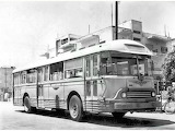 Old Chausson bus