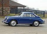 1962 Porsche 356B 1600 S Coupe