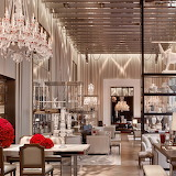 Fabulous Lobby Baccarat Hotel NYC