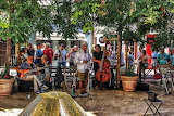 Outdoor Concert in St. Remy