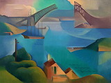 The bridge, Dorrit Black