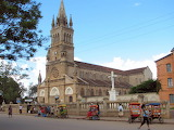 Cathedral Madagascar Africa