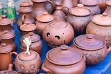 Pots ceramics souvenirs glinynyj