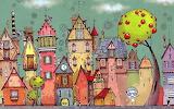 Magical-town